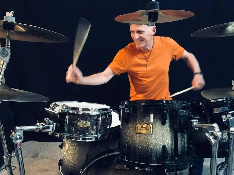 Marcel Rodeka Drums
